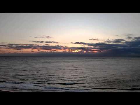 Sunrise Over Ocean City, Maryland - March 29, 2015