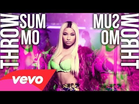 Nicki Minaj - Throw Sum Mo' (Remix)