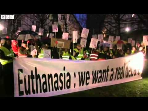 Belgian MPs due to vote on child euthanasia