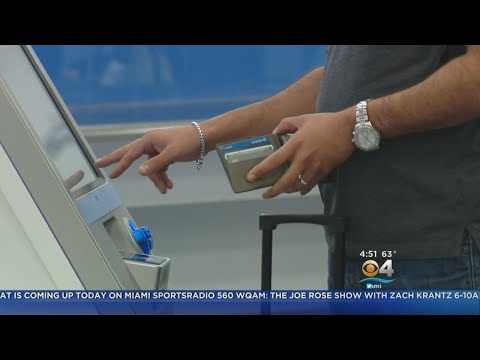 American Airlines No Longer Accepting Cash At Miami International