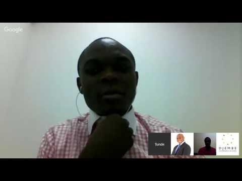 Africa Jobs 2020 - Free Webinar