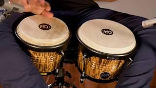 MEINL Percussion Latin Styles on Bongos - FWB190LB