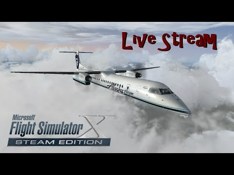 Live Stream | FSX | World Tour Storm Chasing! | P-3C Orion | Flying with the Monkeys!