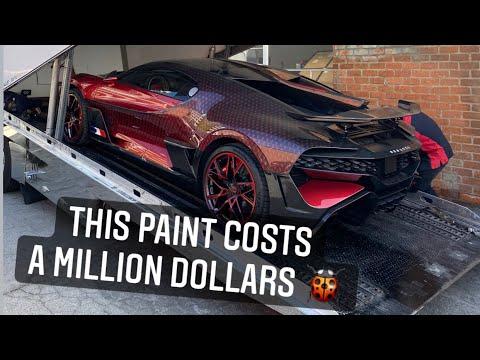 Unboxing the $5,000,000 Bugatti Divo!