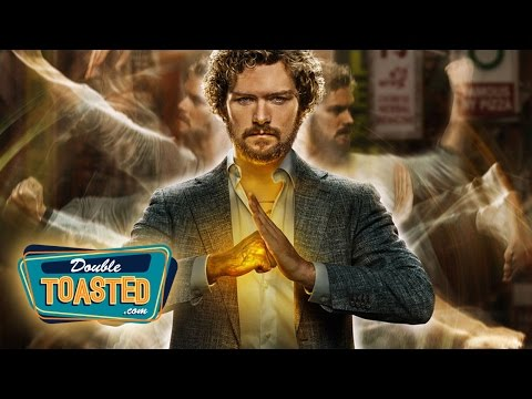 MARVEL'S IRON FIST NETFLIX SERIES REVIEW - Double Toasted Review