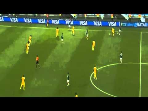 Oribe Peralta Goal Mexico vs Cameroon 1 0 WORLD CUP 2014