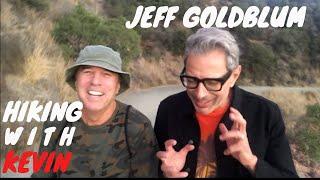 Jeff Goldblum was mugged!
