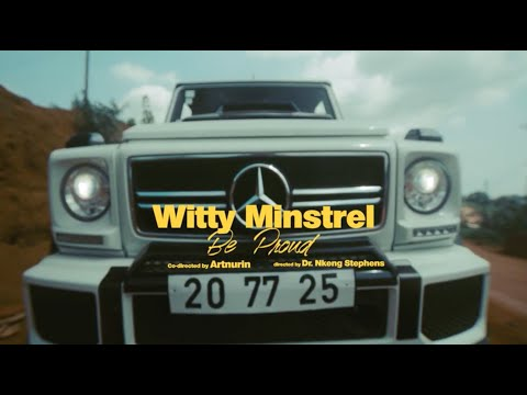 witty-minstrel---be-proud-(official-video)