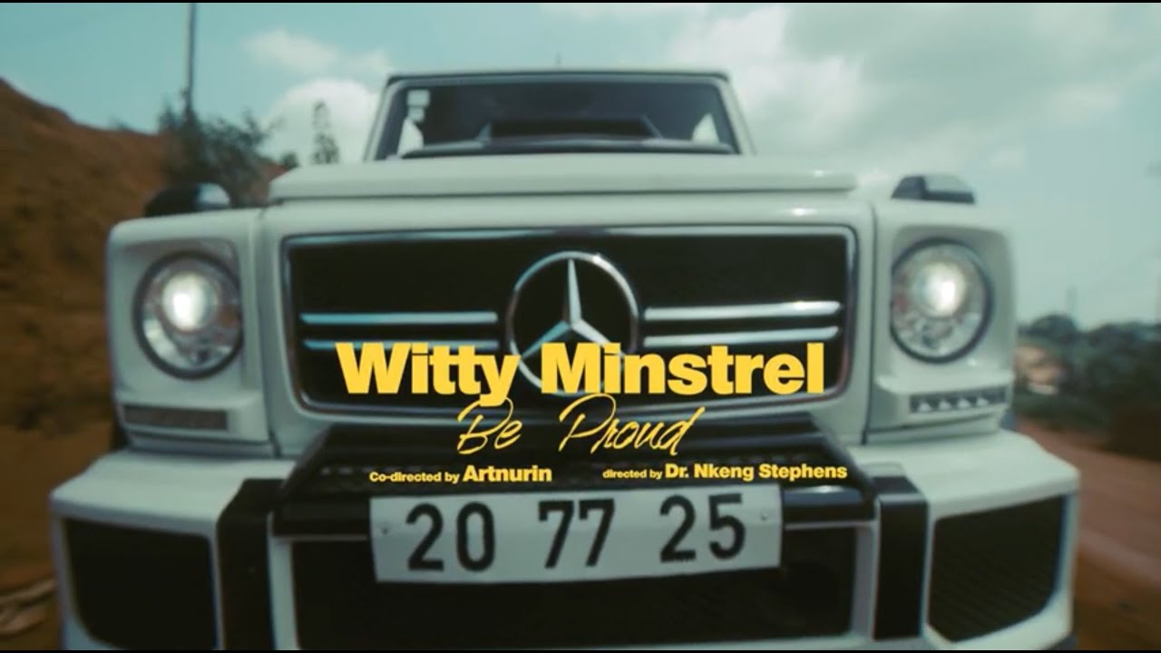 Witty Minstrel - Be Proud (Official Video)