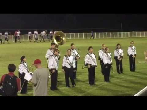 Tuscaloosa Christian School Homecoming Band