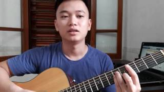 """Guitar hướng dẫn: Intro """"Cuộc gọi"""" - ST: Đinh Mạnh Ninh"""