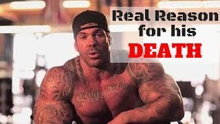 How did RICH PIANA die ??