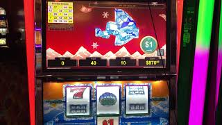 VGT Slots $10 Max Polar High Roller Winning Spins Red Screen. Choctaw Gaming Casino, Durant, OK.