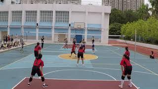 Publication Date: 2018-11-03 | Video Title: 聯校四角賽(第一站) 王余家潔對黃埔宣道A