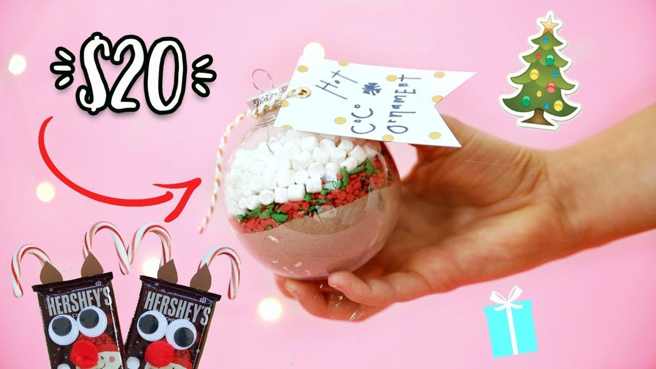 20 DIY Gift Ideas Under $20!