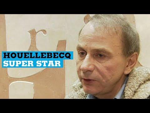 Michel Houellebecq, superstar de la littérature française