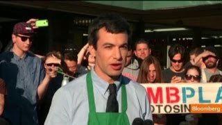 Repeat youtube video Dumb Starbucks Founder: I'm a Fan of Real Starbucks