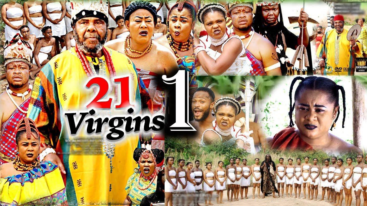 Download 21 VIRGINS SEASON 1 - (New Movie)  2020 Latest Nigerian Nollywood Movie Full HD