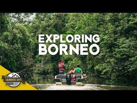 Exploring Borneo | Brunei & Sabah | Vlog #1