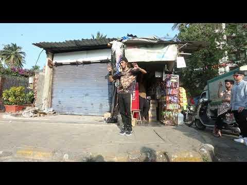 MUMBAI STREETS + DOPE DANCING  | NONSTOP