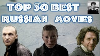 Top 30 Best Russian Movies