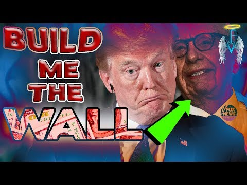 Why FOX wants Trump's Wall (Psychic Investigation)