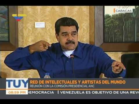 Maduro explica por qué prohibió a la PNB y GNB el uso de perdigones plásticos