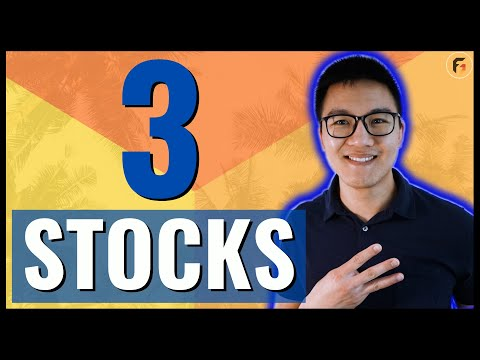 TOP 3 US STOCKS I'M BUYING JULY 2020 - Square (NYSE:SQ) Stock And MORE!