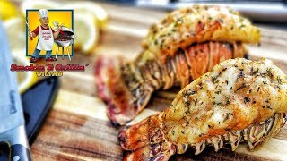 Grilled Lobster Tail | Weber Kettle Grill