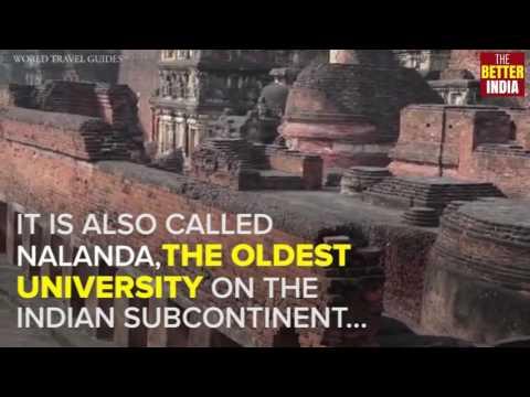 Nalanda University – World Heritage Site