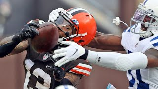 The case against trading Odell Beckham Jr. from the Browns