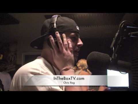 Street Treats Radio DJ Lazy K Chris Reg freestyle