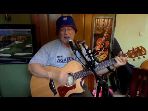 418b -  Champaign Illinois  - Old 97's cover -  vocal  - acoustic guitar & chords