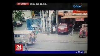 Lalaking nanghablot ng cellphone sa pampasaherong jeepney, arestado