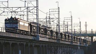 日本最後の石炭貨物列車 5783レ国鉄EF65形牽引 2020年2月武蔵野線