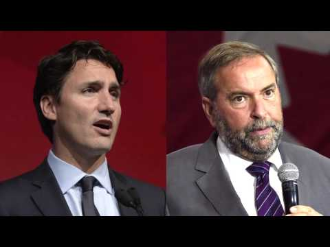 Where Canada's leaders stand on infrastructure: Globe debate primer