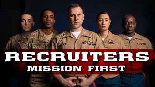 Recruiters: Mission First | Full Episode | VET Tv