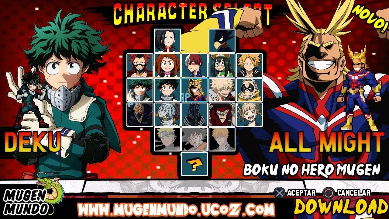 Boku no hero academia games pc | lifeanimes.com
