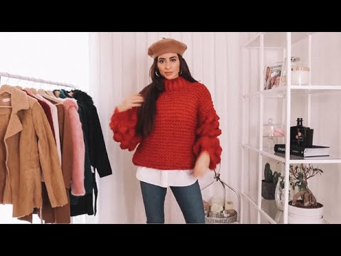 [VIDEO] - Winter Lookbook 2019 February edition | BYZEY 2