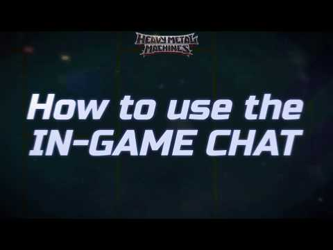 TUTORIAL - How to use the in game chat thumbnail