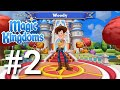 Disney Magic Kingdoms PART 2 Gameplay Walkthrough - iOS/Android