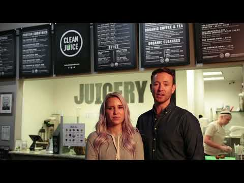 Clean Juice Bar Franchise Expansion