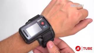Пульт дистанционного управления для экшн-камеры Sony(Управляй съемкой с пультом дистанционного управления Sony RM-LVR1 Подробнее на http://www.mvideo.ru/products/aksessuar-sony-pult-du-rm-lvr..., 2015-04-07T13:58:02.000Z)