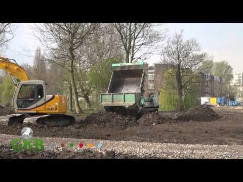 Nieuwelandpark Vlaardingen: