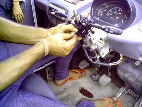 Ac Lighted Switch Wiring Tata Ace Combination Switch Sonaii Youtube
