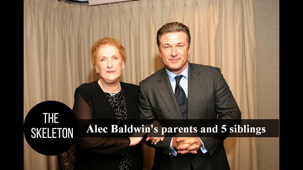 Alec Baldwin S Parents And 5 Siblings Youtube