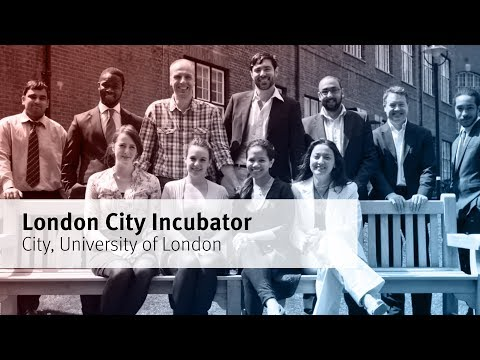 City, University of London: London City Incubator