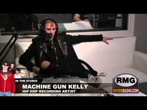 Machine Gun Kelly - Rover's Morning Glory Interview 10-09-2012 (Lace Up release date)