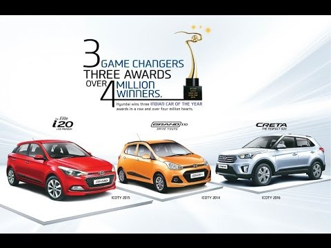 INDIAN CAR OF THE YEAR COMPLETE LIST | ICOTY