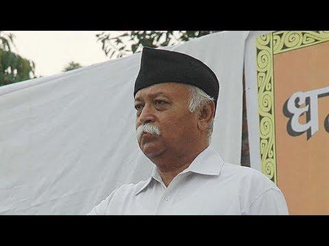RSS celebrates Vijayadashami Utsav in Nagpur
